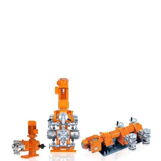 Image дозирующие насосы и оборудование ProMinent
