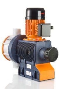 Image мембранный насос-дозатор Sigma 2 (S2Ba) с ручным управлением